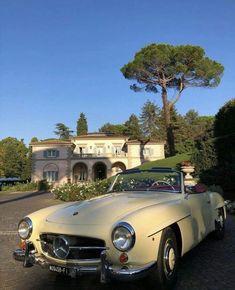 Dream Cars, My Dream Car, Dream Live, Pretty Cars, Cute Cars, Old Vintage Cars, Old Cars, Antique Cars, Retro Vintage
