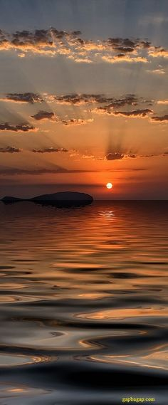 Beautiful Picture Of Sunset