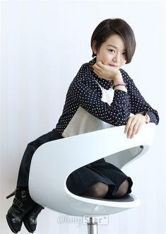 KBS드라마 <학교2013>의 배우 신혜선