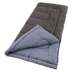 Target Mobile Site - Coleman® King Size Cold Weather Sleeping Bag