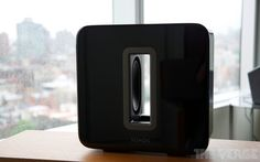 Sonos introduces Sub wireless subwoofer