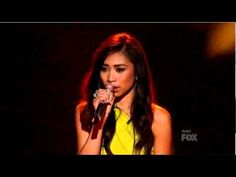 Jessica Sanchez - Dance With My Father - Studio Version - American Idol 11 Top 6