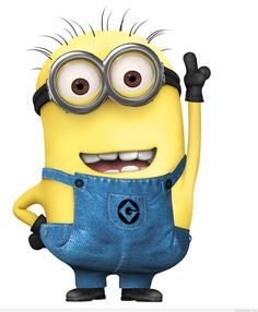 Despicable Me Minion - Good Morning Gorgeous Hav… Amor Minions, Minions Despicable Me, My Minion, Minions Quotes, Funny Minion, Minions 2014, Minion Rush, Wall Stickers Minions, Kids Stickers
