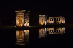 Templo de Debod de SinRaquel