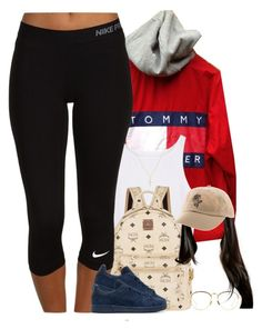 """Happy Birthday to Me & all my lovely October Babies!"" by oh-aurora ❤ liked on Polyvore featuring MCM, NIKE, adidas Originals, Sydney Evan and Linda Farrow"