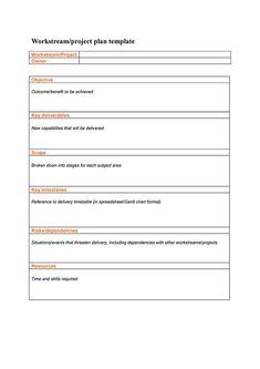 Project Budget Template Restaurant  Types Of Project Budget