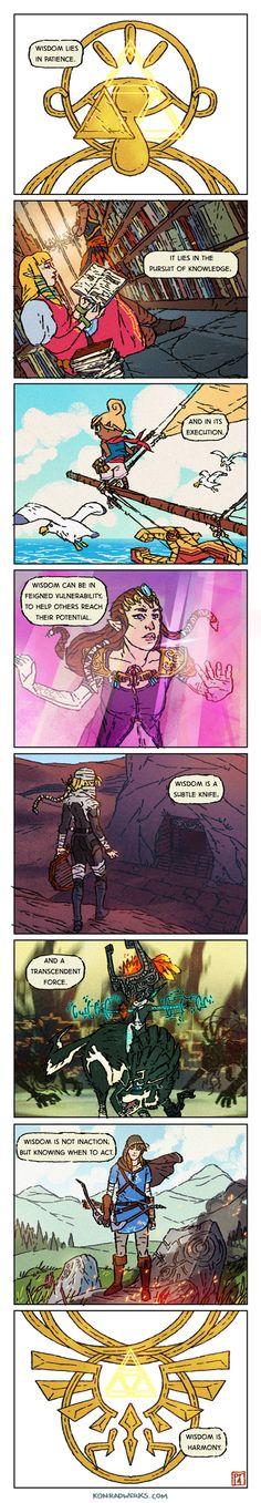 Zelda Mini Comic 2 by PaulReinwand.deviantart.com on @DeviantArt