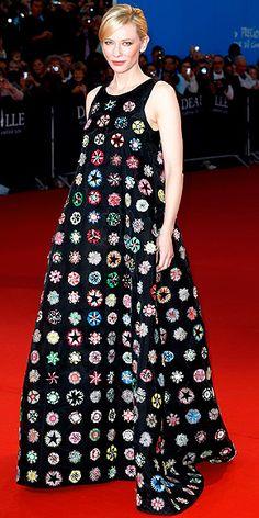Cate Blanchett in Dior Couture