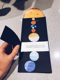 Solen, månen och planeterna!