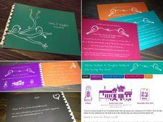 My very own bird Wedding Invites & Website :-)