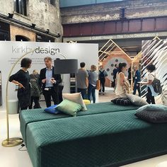 We're here at @thedesignjunction all week showing new collections - come see us on stand CSM 2 in The Crossing building  #djkx #designjunction #designjunction2016 #ldf #ldf16 #kirkbydesign @l_d_f_official #contemporary #modern #home #interior #design #style