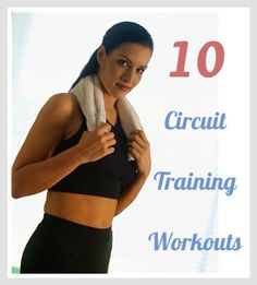 Great workouts and you only need 15-20 minutes!