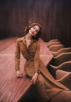 1950s Vogue