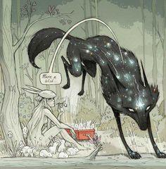 The wonderful drawings of Chiara Bautista