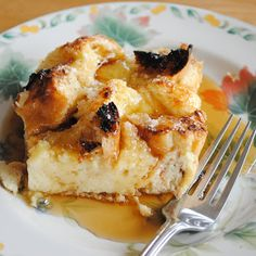 Creme Brulee French Toast Casserole