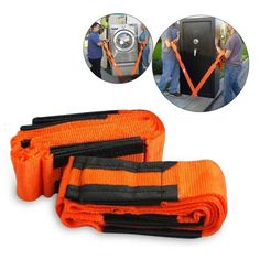 Retail Forearm Forklift Lifting Moving Strap Transport Belt Wrist Straps  Furniture 11 121 AA