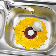 Spülbeckeneinlage Sonnenblume