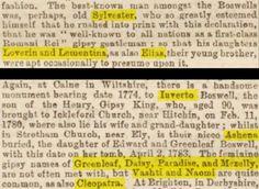 newspaper cutting dated 22 March 1890 ==part2