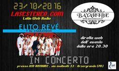 TIMBATOMICA ed ELITO REVE Y SU CHARANGON in concerto