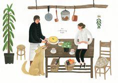 simple weekend by Jimin Yoon