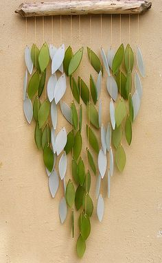 Glass Wind Chimes | bali handicraft manufacture - wind chime, windchime - glass wind chime