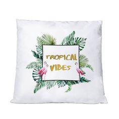 Tropical Vibes- Illustration & Typografie