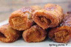 Recetas dulces con pan de molde