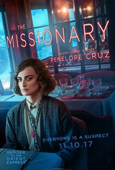 Penelope Cruz is The Missionary