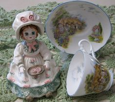 Teacup Lane: English Cottage China