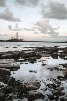 St Marys lighthouse- Northumberland