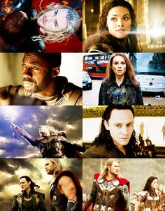 Thor: The Dark World is one of the best Marvel movies to date in my opinion