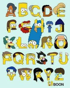 Simpsons Font?