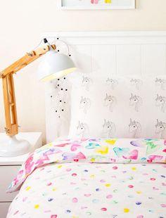 unicorn stickers, girls room decor, vinyl wall decals , kit of 40