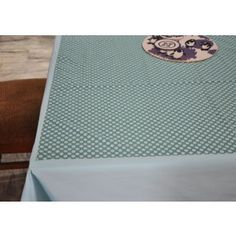 Polka print table cover #tablecovers #tablecoversonline