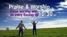 Praise & Worship  Build A Foundation Church  www.bafci.org  317 Hwy 80 E Mesquite,Tx 75149 Sun @ 10:30 am