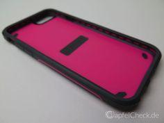 Aus dem Hause Griffin, haben wir Euch bereits viele Cases für unterschiedliche iPhone-Generationen vorgestellt. Das Unternehmen fokussiert dabei sehr stark den Schutz des Gerätes undverwendet demnach robusteMaterialen. Die Modelle sind zugegebennicht die dünnsten auf dem Markt, eine Ausnahme bot hier bislang das Slim-Modell für das iPhone 6, welches wir ebenfalls in einem Review vorgestellt haben. …