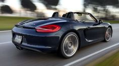 Its no 911, but this new 2013 Porsche Boxster is a great set of wheels.