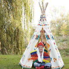 Cox & Cox Indian Teepee