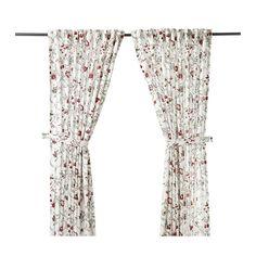 INGMARIE Gardiner med gardinbånd, 2 stk.  - IKEA
