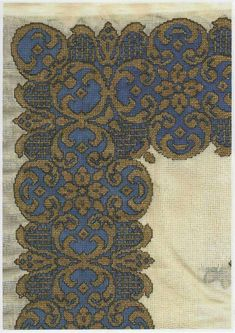 Knit Patterns, Embroidery Patterns, Cross Stitch Patterns, Rug Inspiration, Chicken Scratch, Cross Stitch Embroidery, Needlepoint, Needlework, Bohemian Rug