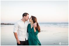 Engagement Session: Mike & Alex// Coronado, CA » Analisa Joy Photography