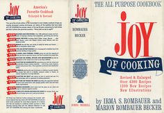 The Joy of Cooking - 1964 Edition