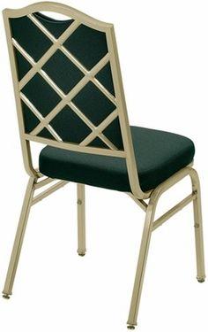 Omega II Premium Comfort Regency Lattice Back Stack Chair [PC-593-LB-MTS], $140.99 ea at stackchairs4less.com, 11/09/15