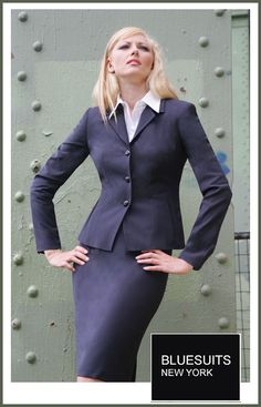 Ladies Business Suits   Women's Business Suits- A Bluesuits Style that Fits Every Shape