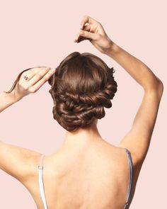 These 5 #DIY hairstyles are glam and easy-to-master