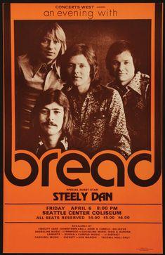 Bread, Steely Dan - Seattle