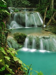 Oehala Waterfall, NTT - Indonesia
