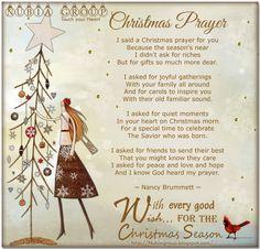 morning Nubia_group – Start your day with a smile *: Christmas Prayer Christmas Card Verses, Christmas Prayer, Christmas Program, Christmas Blessings, Christmas Love, Christmas Greetings, Christmas Traditions, Christmas Holidays, Christmas Crafts