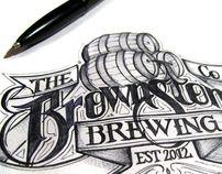 Beer Labels by Martin Schmetzer, via Behance