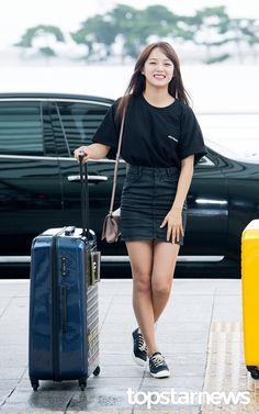[HD포토] 아이오아이(IOI) 김세정 과즙팡팡 눈웃음 #topstarnews